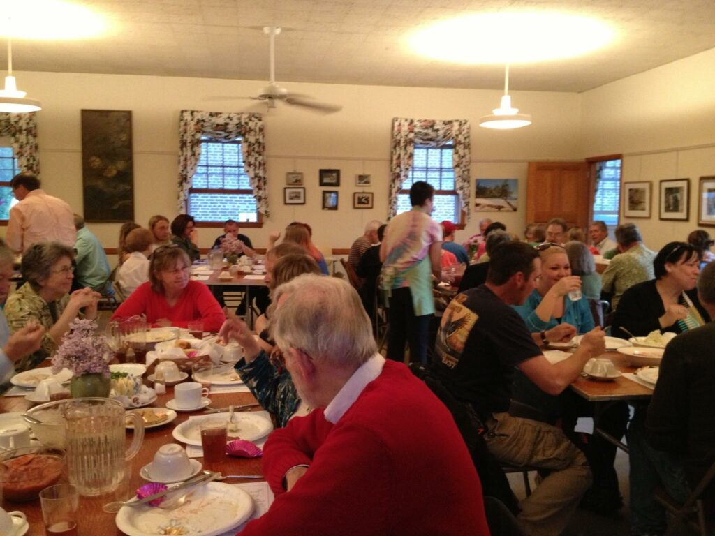 Salem Friends Meeting Annual Pot Pie Dinner