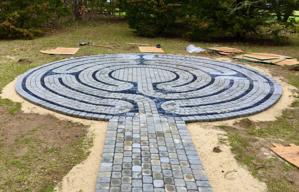 Our new Labyrinth
